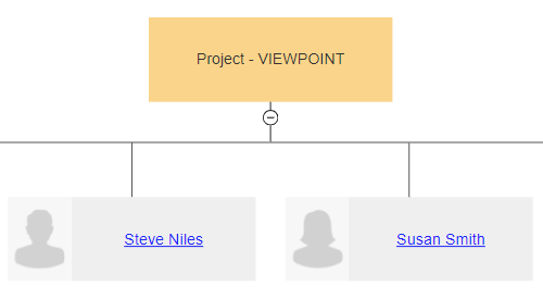 Project Org Chart